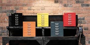 Bisley Steel Storage Product