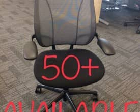 USED Human Scale Liberty Office Chair