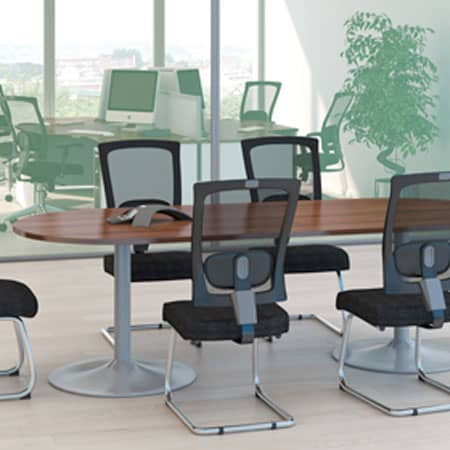 New and used office tables