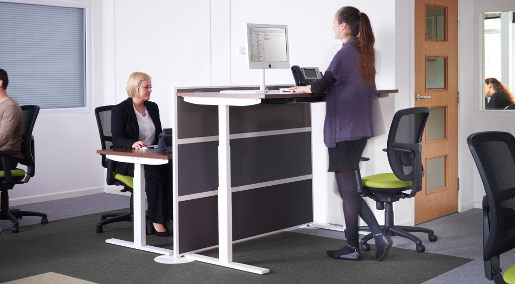 Elev8 Height Adjustable Desk