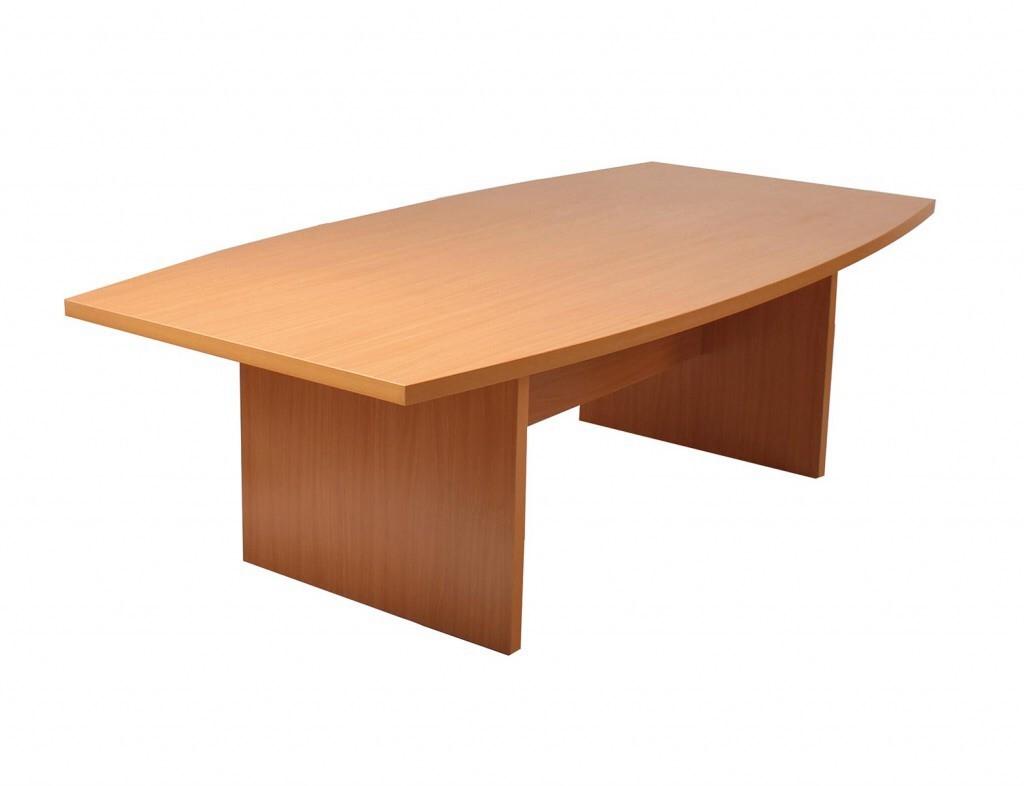 2m Beech Executive Meeting Table £199+VAT