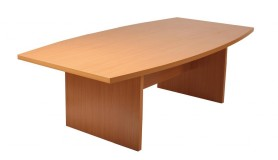 2m Beech Executive Meeting Table £199+VAT