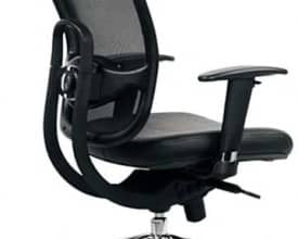 BRAND NEW!!! Eliza Tinsley Freedom Mesh Task Chair with Coathanger