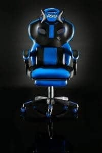 NEW IN!!! Jenson Blue And Jenson RED Gaming Chairs