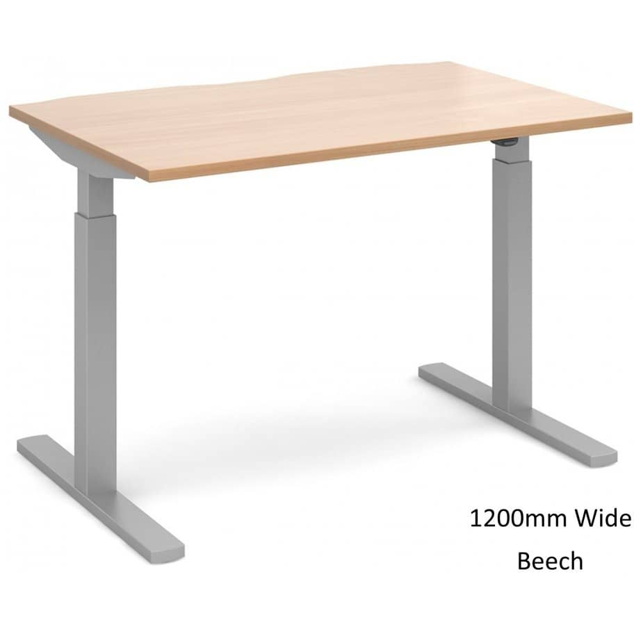 Elev8_Mono_1200mm_Straight_Height_Adjustable_Desk_Beech-912x912